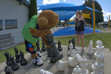 Kennedy Park Resort Napier has everything you need for a fantastic holiday - including great accommodation options, entertainment, dining, a kids club an much more! All this and we only situated a stone's throw from Napier city centre - the Art Deco capital of the world!