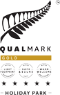 Qualmark 5 star Plus Award Gold